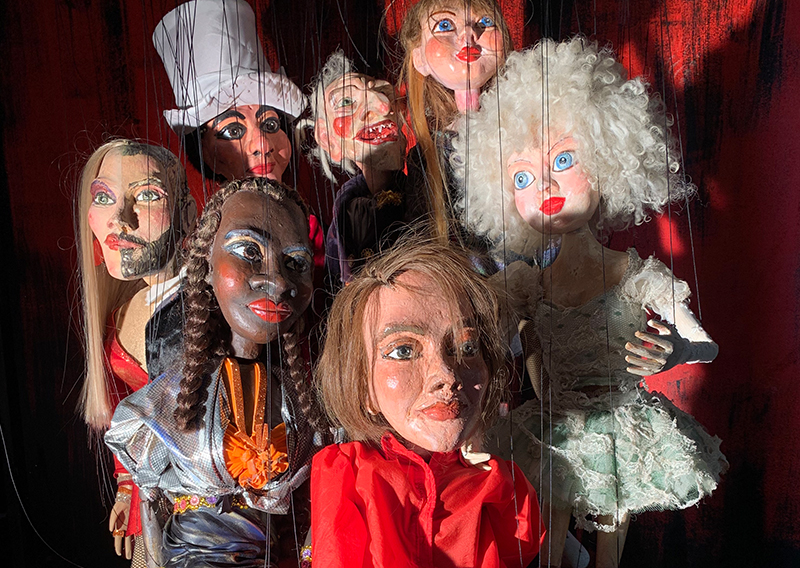 Faber And Puppets